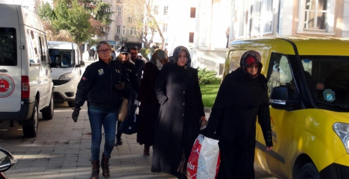 Four women arrested over coup charges in Tekirdağ