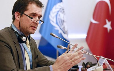UN rapporteur speaks of environment conducive to torture in Turkey