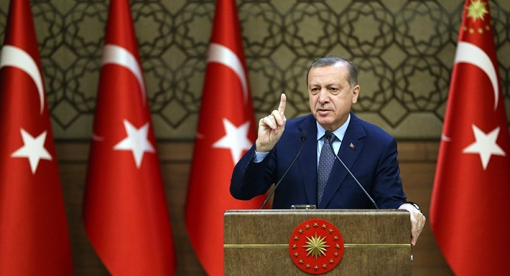 Turkish President declares national mobilization against 'all terror organizations'