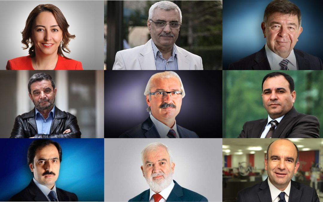 Turkey seizes assets of 54 prominent journalists over Gülen links