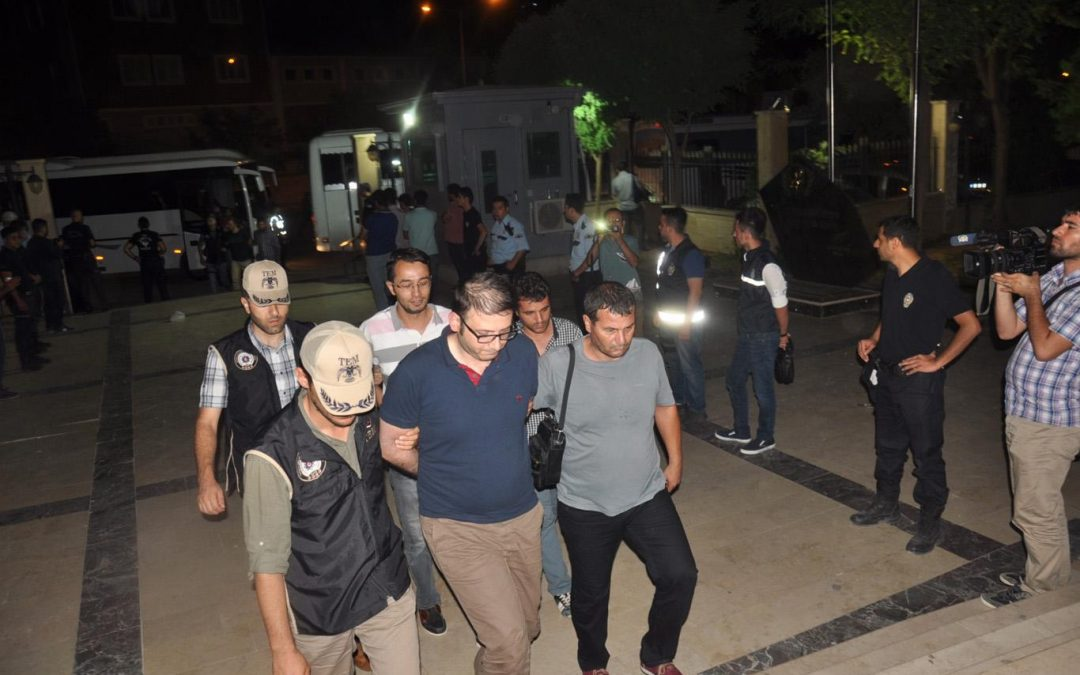 Turkish court jails 30 district governors over alleged coup involvement