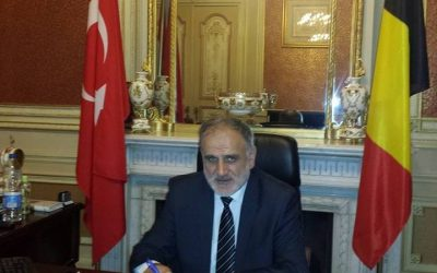 Leaked doc shows Turkey's religious official in Belgium spied on Gülen movement