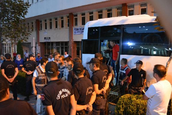 Turkey issues detention warrants for 70 police officers over coup charges