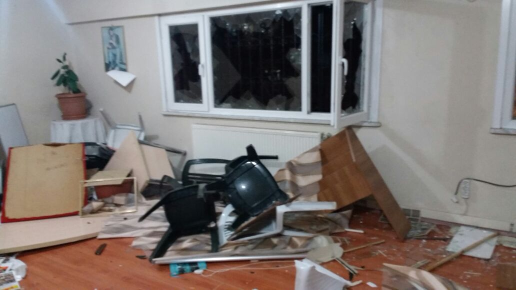 Pro-Kurdish HDP offices under attack across Turkey