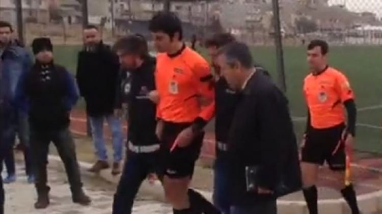 Amateur football referee detained over coup charges
