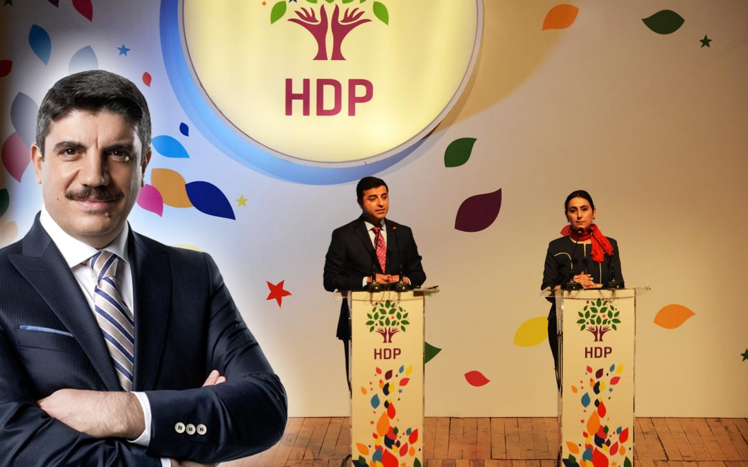 AKP spokesperson: Turks consoled by arrest of HDP deputies in wake of attacks
