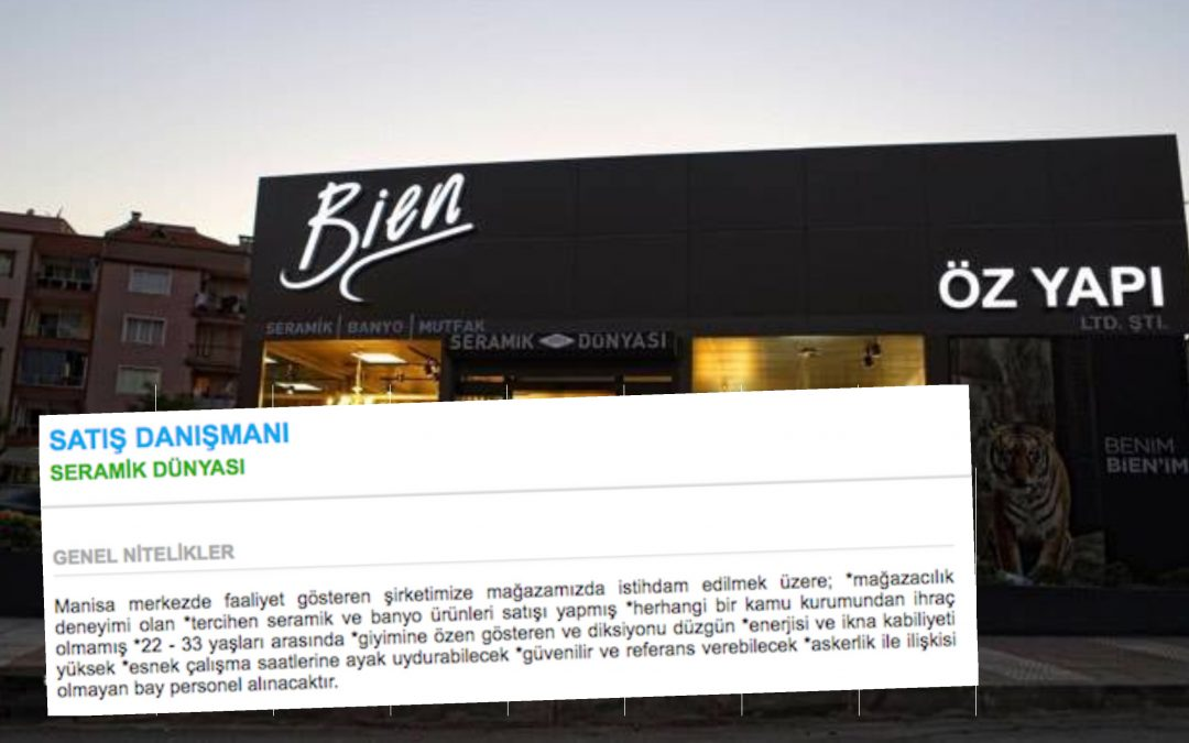 Turkish firm discriminates against purge victims in controversial job posting