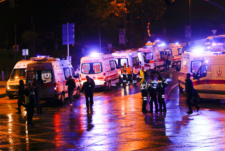 4 jailed for praising İstanbul bombings on social media