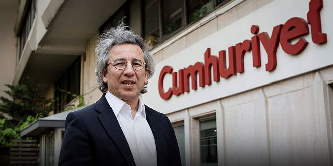 Can Dündar's request for renewal of press card denied