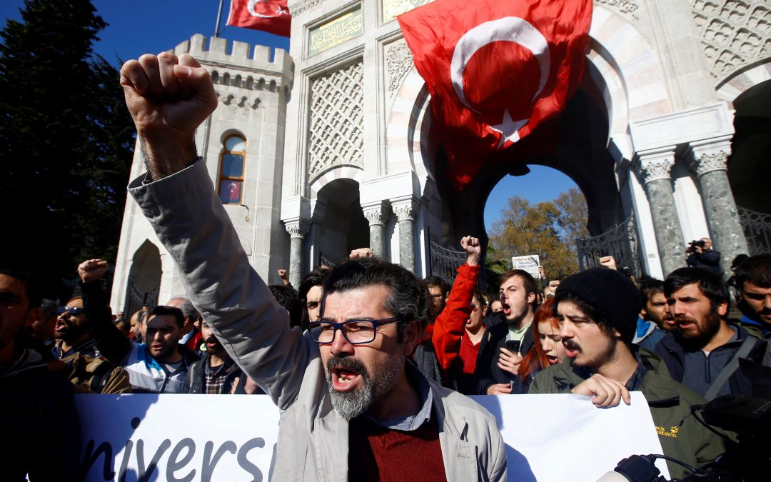 Turkish universities tighten disciplinary code to expel students easily