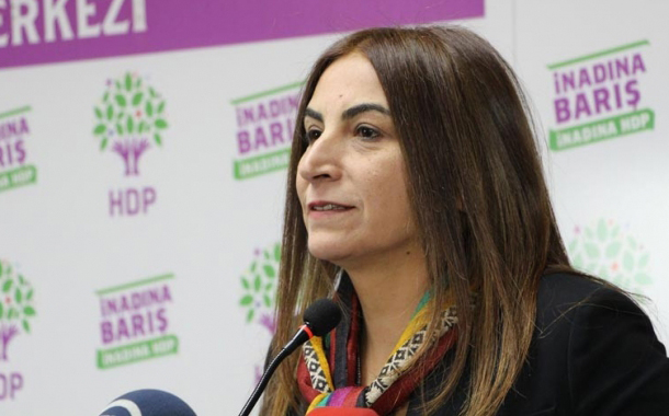 HDP deputy chair, 2 other Kurdish politicians detained