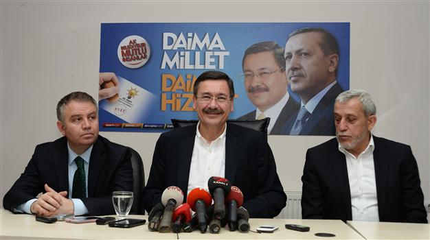Ankara mayor now blames Gulenists for son's defeat in commerce chamber election