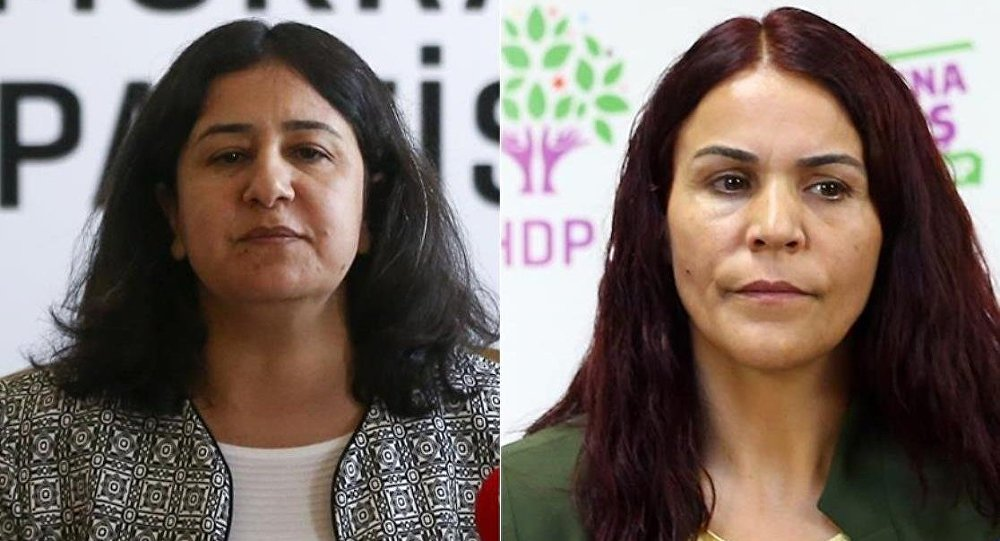 Turkey jails two more HDP lawmakers