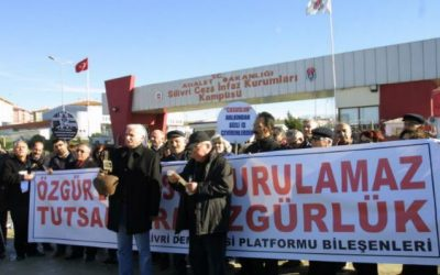 PEN International, RSF to meet in solidarity with jailed Turkish journalists