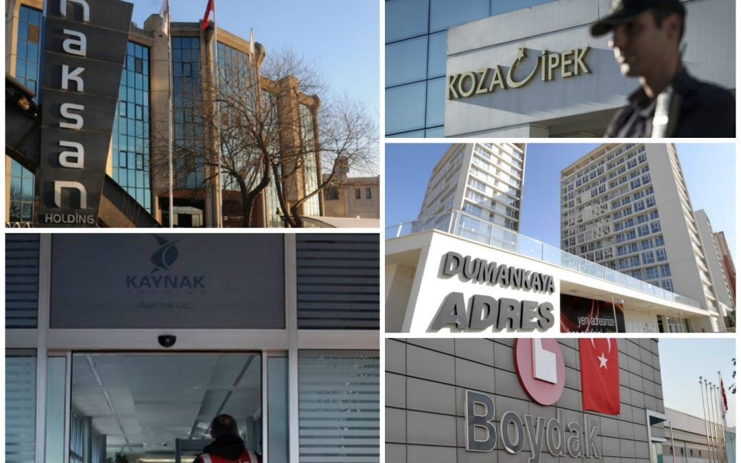 Turkey says seized 691 companies over Gülen links