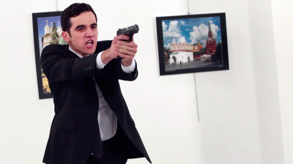 Turkey issues media ban for assassination of Russian envoy