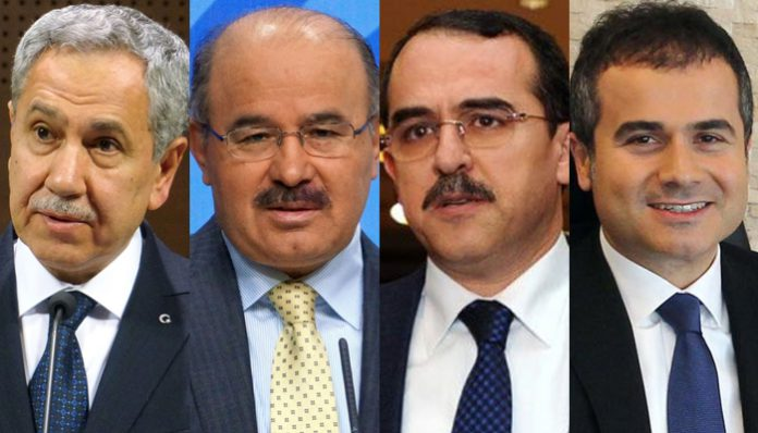 4 former AKP ministers face investigation over Gülen links