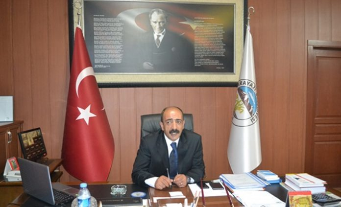 Pro-Kurdish DBP mayor and aide detained in Erzurum