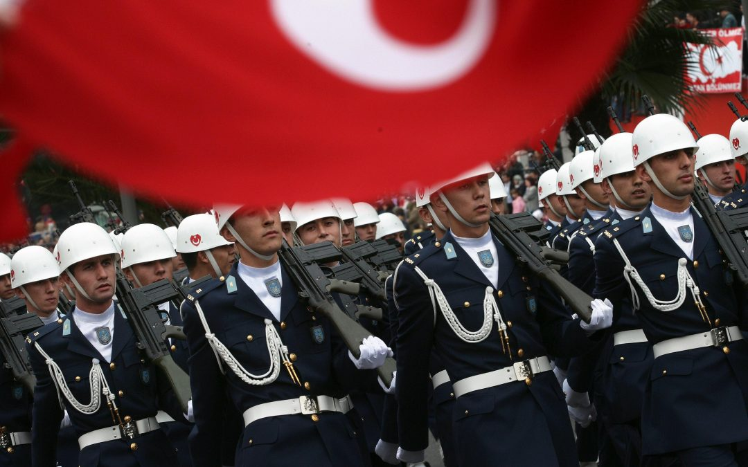 Turkey's military staff cut by a third amid post-coup purge: Council of Europe