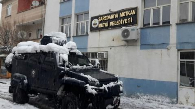 Turkish gov't seizes administration of 3 more pro-Kurdish municipalities