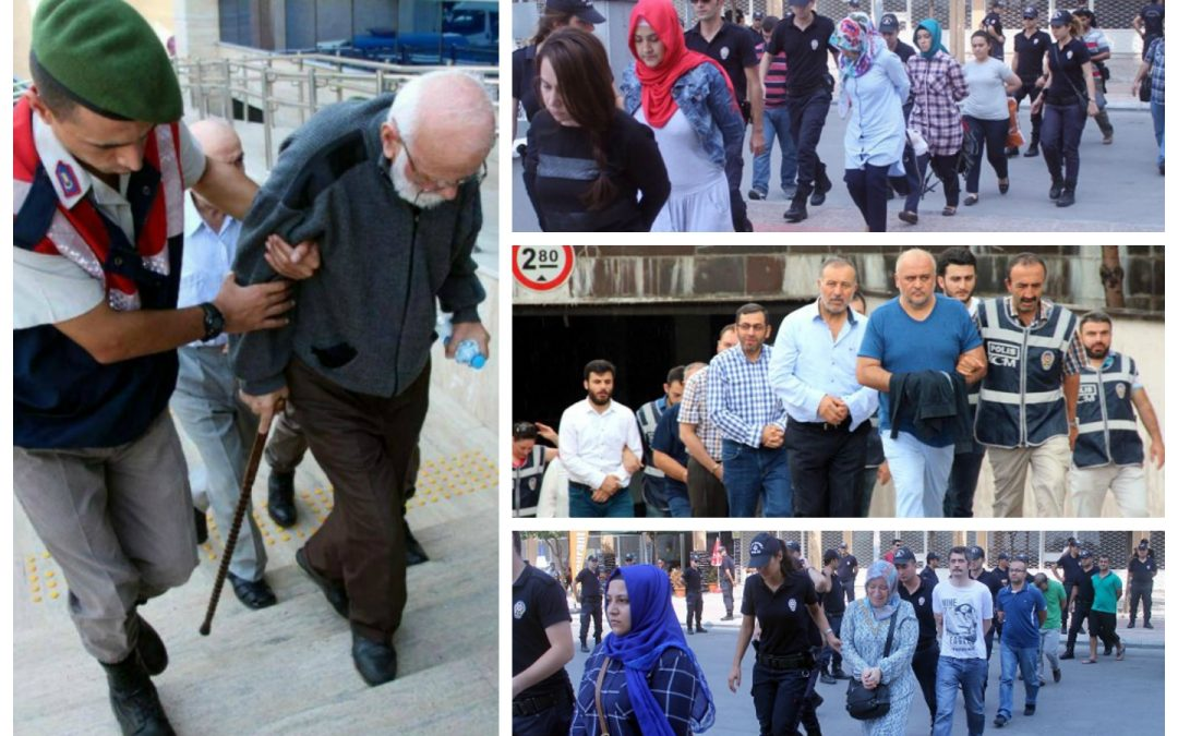 Anyone can be arrested at any time in Turkey: main opposition