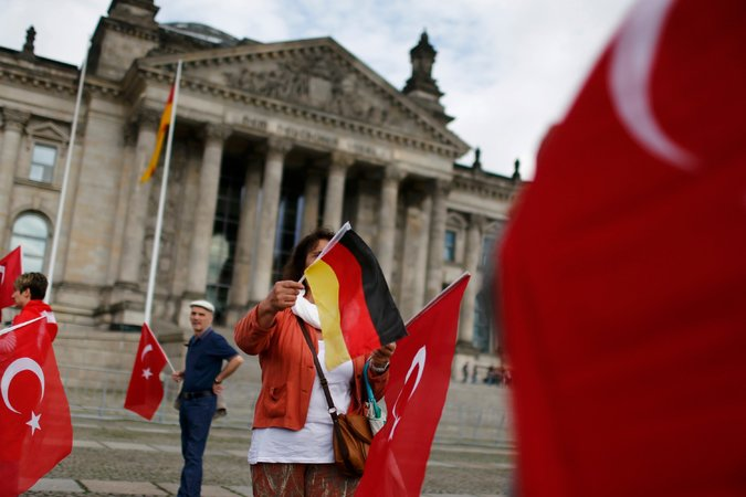France, Germany, Belgium go after spying, threats against Turkish citizens abroad