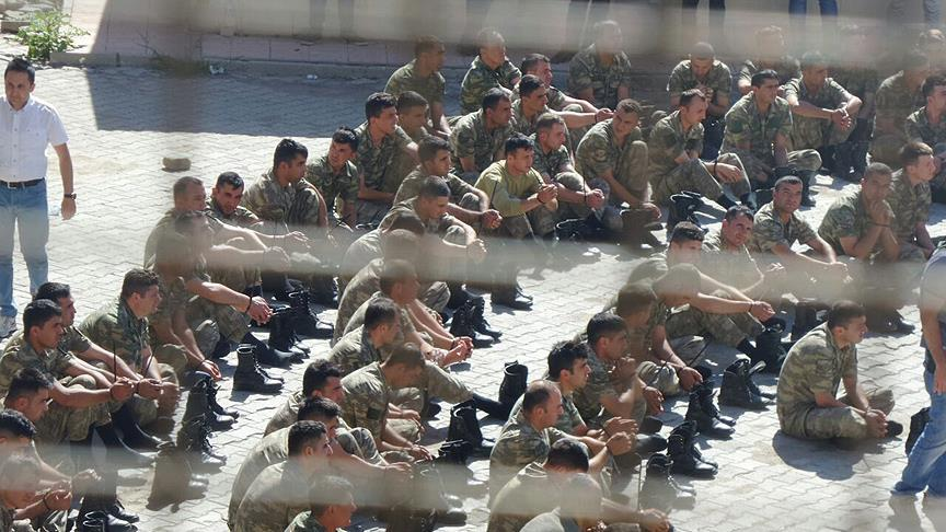 Turkey issues detention warrants for 523 military members