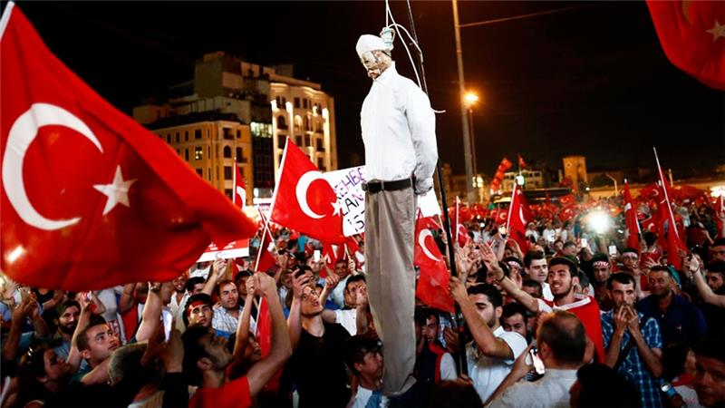 1,200 people across Turkey to stand trial over coup charges