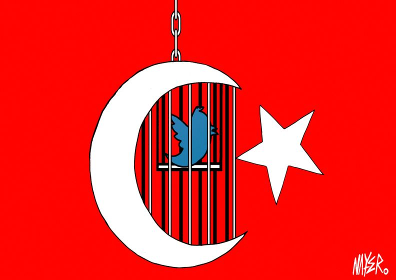 Turkey arrests 1,656 social media users over terror charges as 10,000 others still under investigation