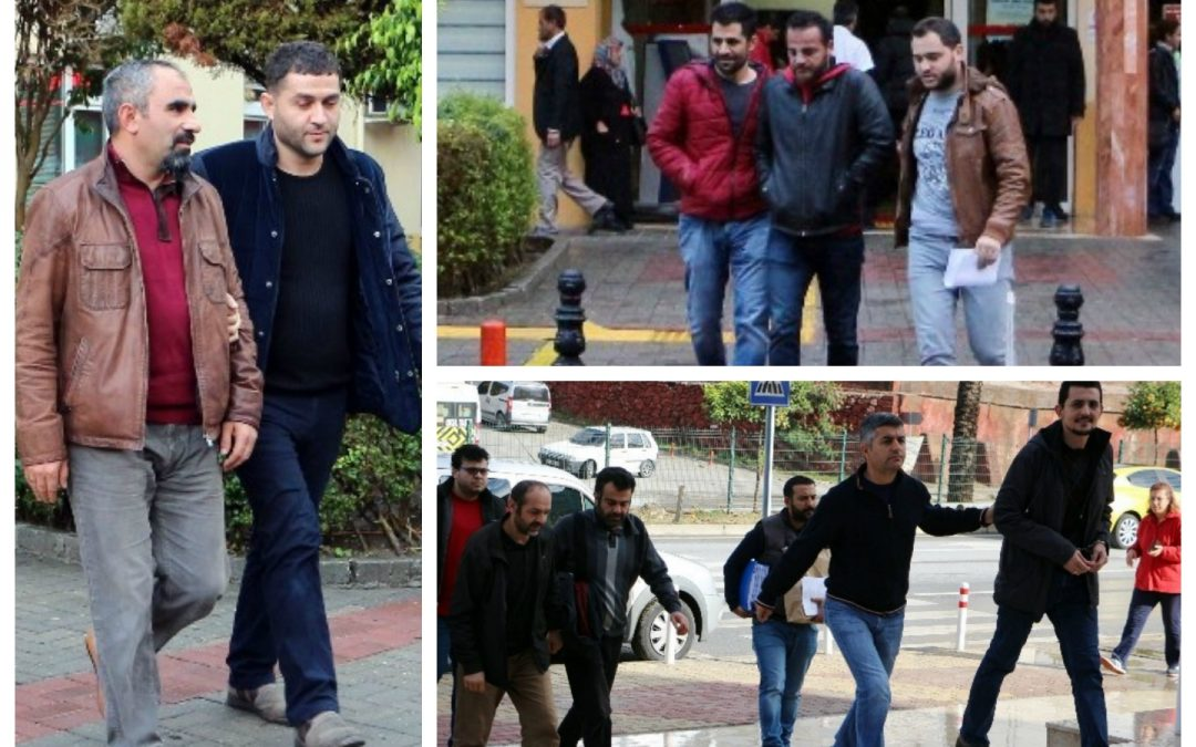 Turkey detains another 21 academics over coup charges