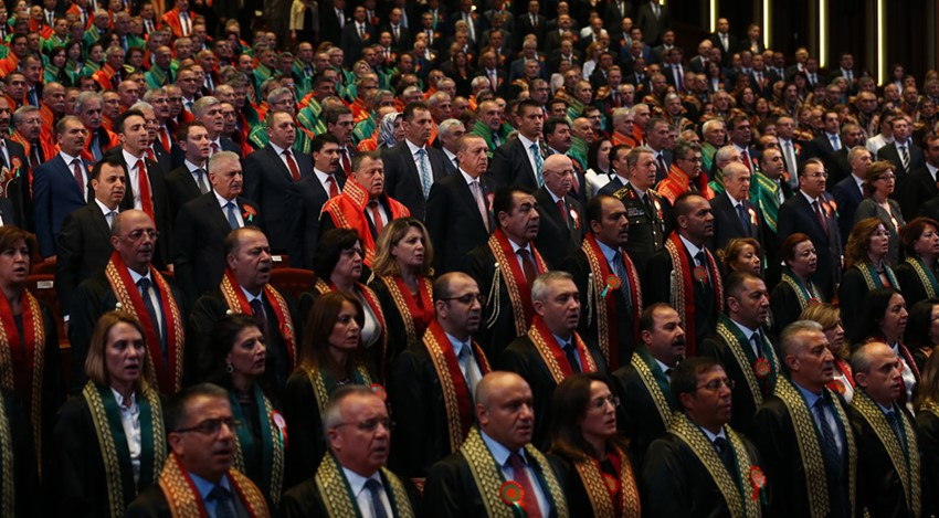 96 more judges, prosecutors suspended over coup charges