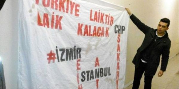 Opposition CHP members attacked, detained over call to protect secularism
