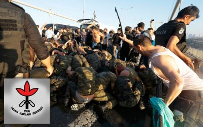 İHD Report: Human rights abuses systematically grew in Turkey following failed coup