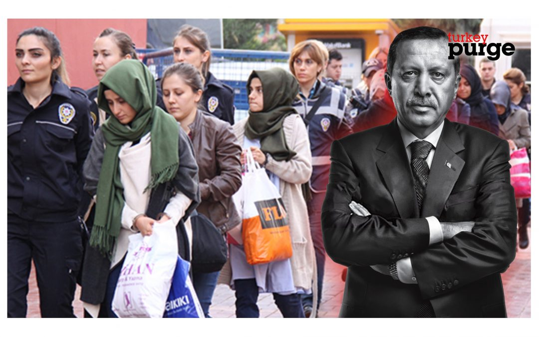 21 who previously sued President Erdoğan detained over coup involvement