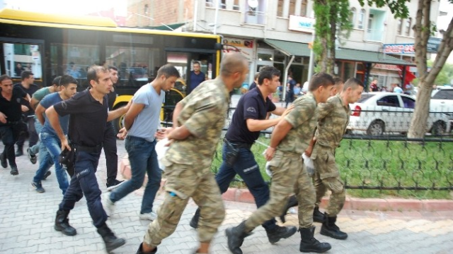 16 military officers detained across 9 provinces over coup charges