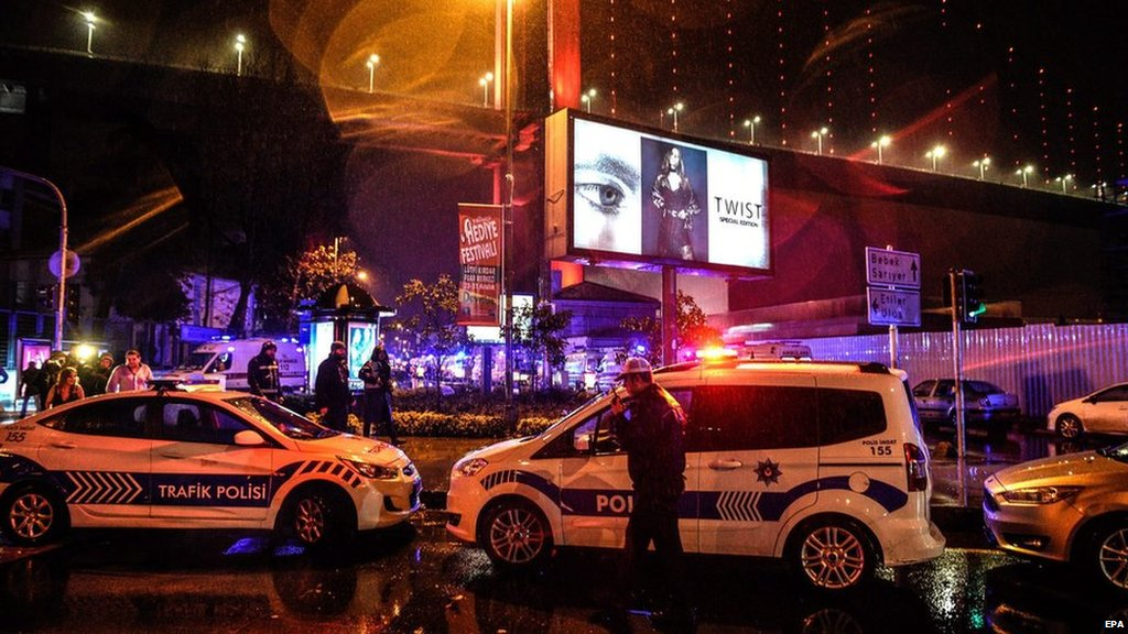 Turkish gov't issues gag order on #Reina nightclub attack