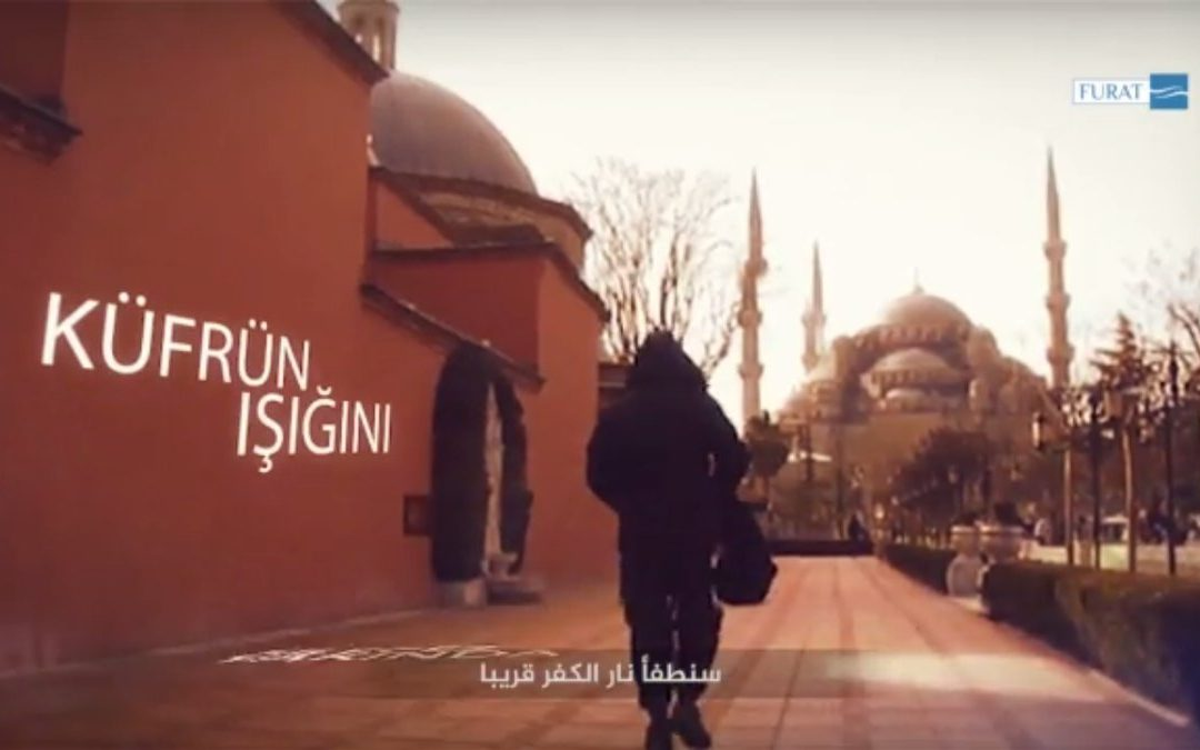ISIL releases video of militant exploring İstanbul, signaling new attacks in Turkey