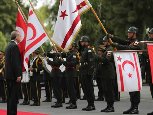 11 military officers detained over coup charges in Turkish Cypriot