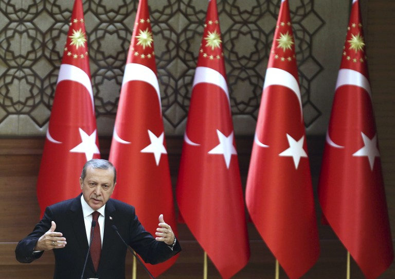 Erdoğan now targets foreign countries for granting asylum to critics