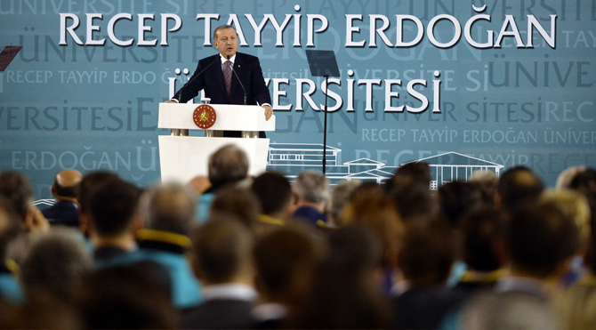 R. Tayyip Erdoğan University dismisses 22 medical academics over coup charges
