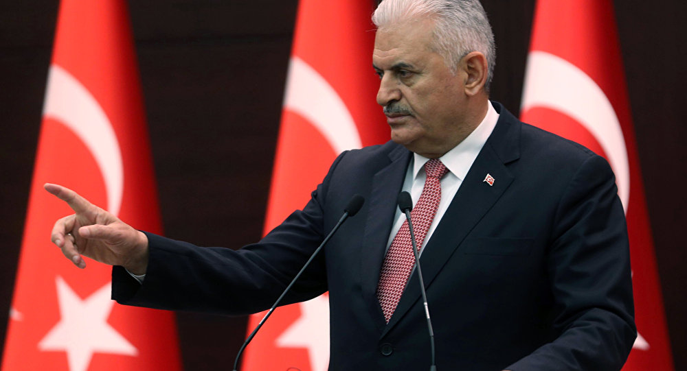 Turkish PM vows emergency rule will continue until Gülen mov't completely wiped out