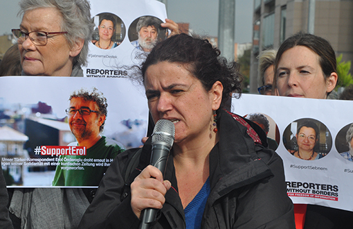 Kurdish journalist given 6-year jail sentence over terrorism charges