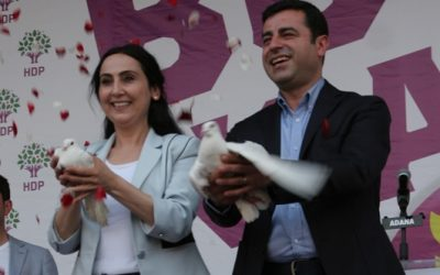 Pro-Kurdish HDP leaders face 225-year prison term in total: indictment