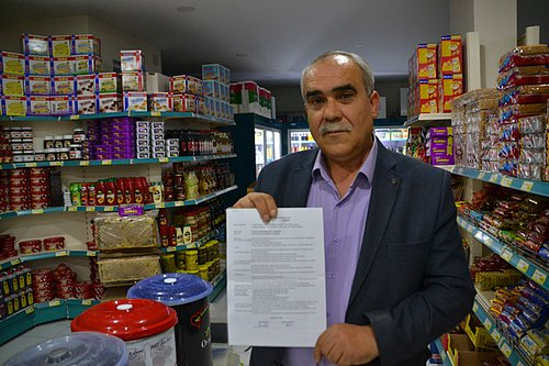 Shopkeeper Adil Öksüz changes surname to dodge name similarity woes