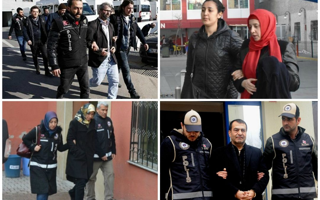 1,218 detained, 572 arrested in post-coup operations
