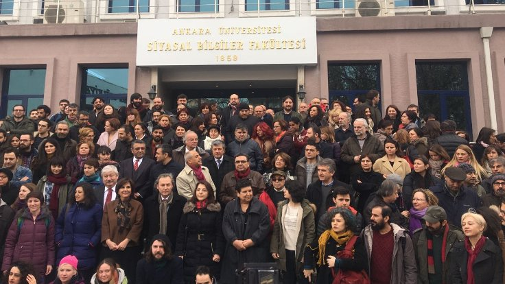 Ankara University academics dismissed, 24 courses left without instructors at political science department