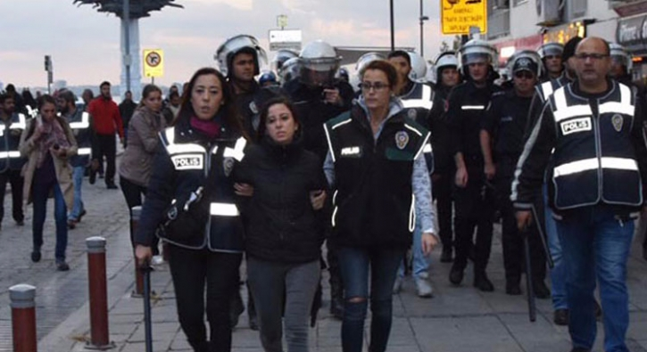 Police detain 70 HDP members, administrators in İstanbul