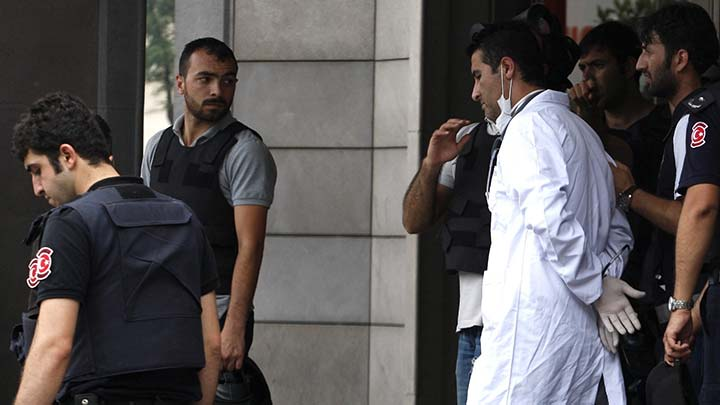 Police detain 28 doctors, nurses and midwives over coup charges