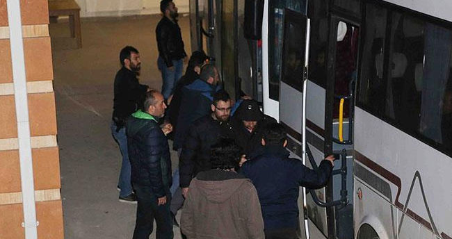 22 police officers arrested over alleged coup involvement in Çankırı