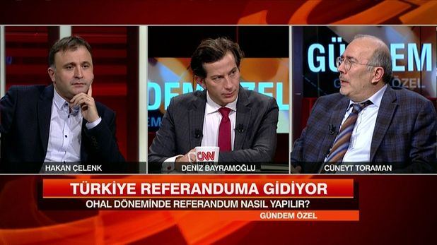 "Posta columnist fired days after he vowed ""No"" in the upcoming presidential referendum"